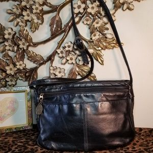 Vintage Stone Mountain Classic Cross Body Bag